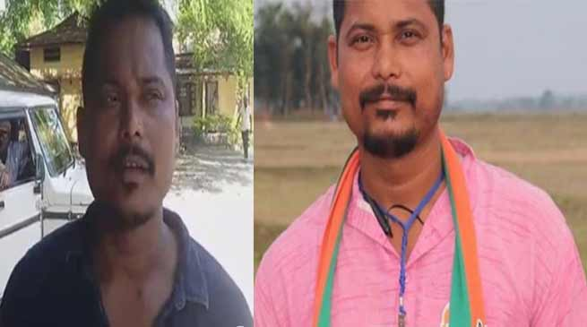 Assam: 2 members of BJP social media team arrested for posts against CM Sarbananda Sonowal
