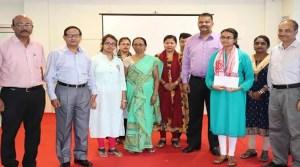 Assam: Daughter Of Army Veteran Felicitated