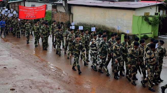 Meghalaya: BSF observed International Day against Drug Abuse and Illicit Trafficking