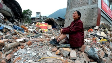 China Earthquake: kills 12, injured 134