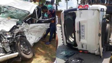 Photo of Assam: 3 of a family,driver killed in Dhubri road accident