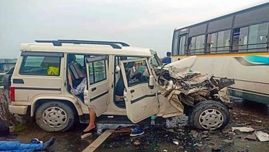 Assam: Jairampur's DFO, his wife injured in Bolero-bus collision near Silapathar