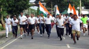 Assam:Army Commemorates Kargil Vijay Diwas
