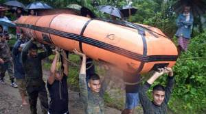 Assam: Army carried out Rescue operations in Baksa
