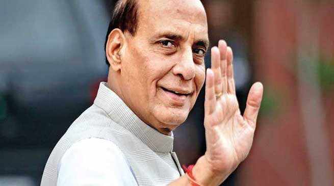 Raksha Mantri Rajnath Singh gives nod for girls to enter Sainik Schools