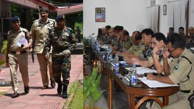 Photo of Assam: Operational group takes stock of counter insurgency operations