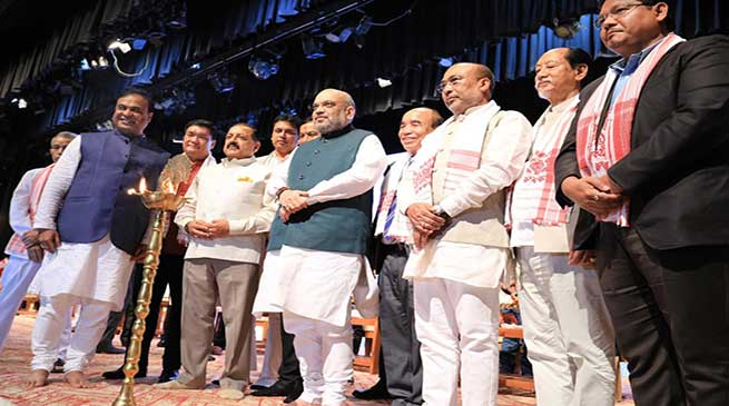 'Citizenship Bill won't affect Northeast's special provisions'- Amit Shah