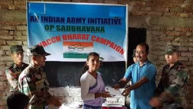 Assam: Indian Army strives to ensure success of Swachh Bharat Abhiyan