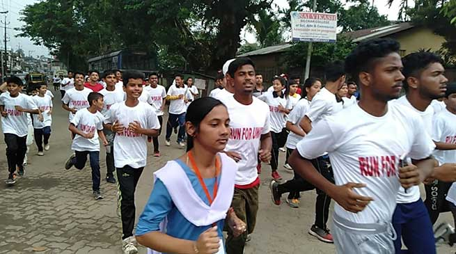 Assam: Rashtriya Ekta Diwas observed in Hailakandi