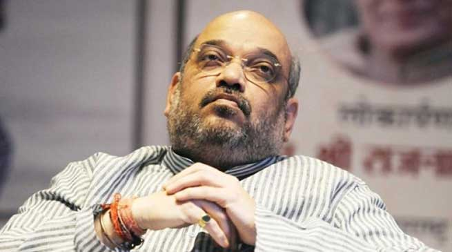 Amid CAB protest Amit Shah's Shillong visit cancelled