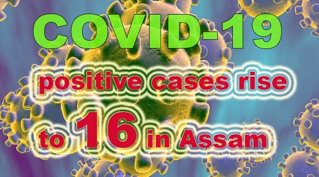Coronavirus update: Covid-19 positive cases rise to 16 in Assam