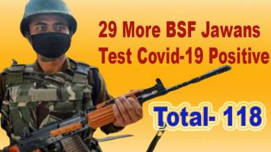 Coronavirus in Tripura: 29 More BSF Jawans Test Covid-19 Positive