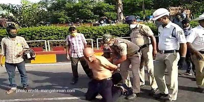 Vizag: Dr K Sudhakar Who Complained About Shortage Of PPE Kits Stripped, Beaten By Police