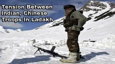 Talks Fails to end Tension Between Indian, Chinese Troops In Ladakh