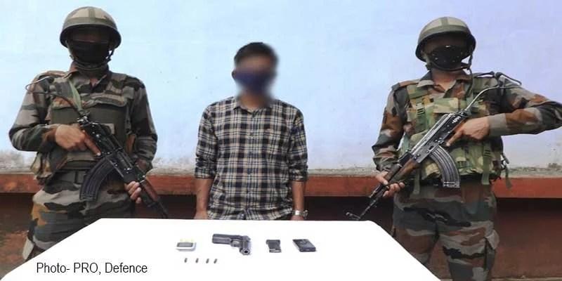 Assam: Army apprehends NSCN(R) cadre in Tinsukia