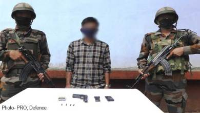 Assam: Army apprehends NSCN(R) cadre in Tinsukia