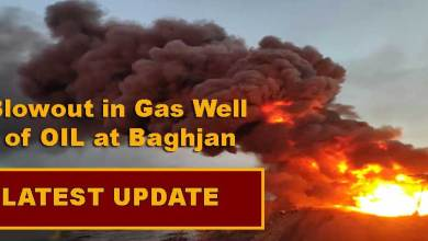 Photo of Assam: Blowout in Gas Well of OIL at Baghjan-Update