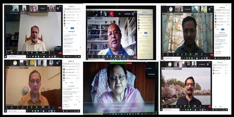 Assam: ADTU organised week long International Faculty Development Program