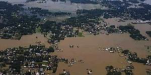 Assam Flood: over 24 lakh people affected, Kaziranga under flood
