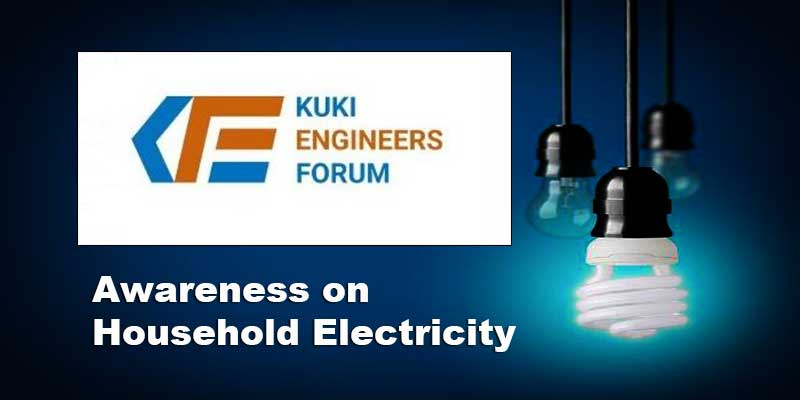 "Manipur: KEF organised webinar on ""The Engineers' Talk: Awareness on Household Electricity"""