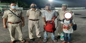 Assam: RPF rescue minor boy, apprehended the kidnapper