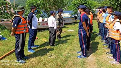 Photo of Assam: Guwahati NCC group commander visits 48 Naval NCC