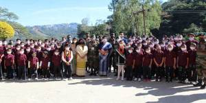 Nagaland: Army chief inaugurates new residential facility in Kohima orphanage