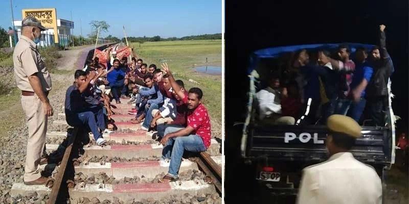Situation along Assam-Mizoram border tense, but under control': SP, Cachar