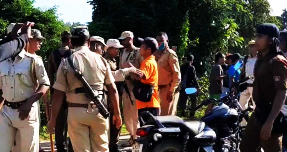 Assam-Mizoram border impasse on, war of words continues