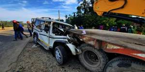 Assam: 6 of a wedding party killed, 2 injured in a road accident