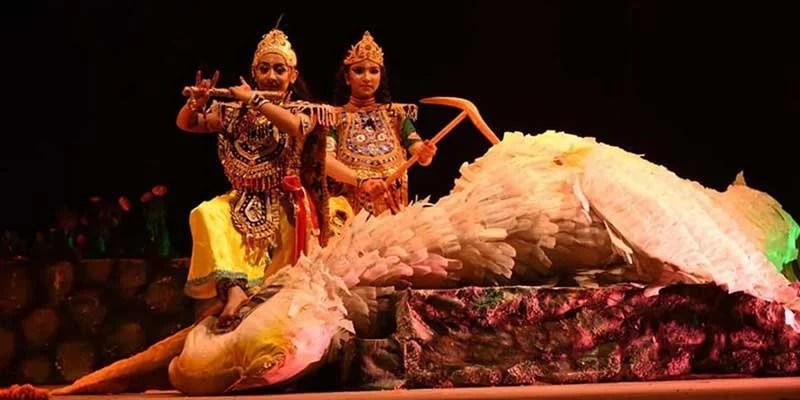 Assam: Amazing Raas Leela enthralls audiences at the kalakshetra