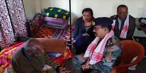 Assam:Charity by NCC cadets in Guwahati