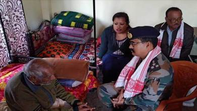 Assam: Charity by NCC cadets in Guwahati
