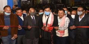 Assam CM inaugurates new building of District Museum at Dibrugarh