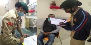 Assam: NCC cadets joins vaccination activities