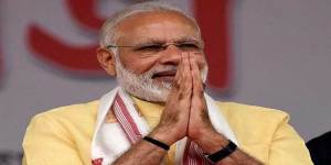 Assam: PM Modi arrives in Sivasagar, will allot 'patta' to over a lakh landless people