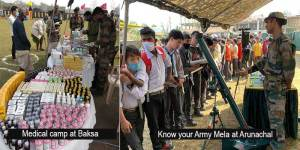 Army Day celebrated across northeast