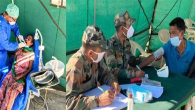Assam: Mmedical Camps under 'Op Sadhbhavana' held at Chirang
