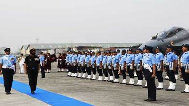 Affiliation ceremony of 106 squadron of IAF & Assam Regiment of Indian Army