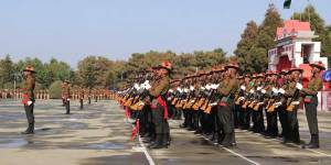 Meghalaya: Passing out Parade of  58 Gorkha Training Centre