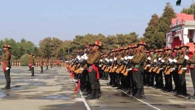 Meghalaya: Passing out Parade of 58 Gorkha Training Centre