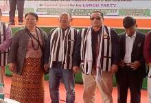 Arunachal:Our motto should be to serve the humanity- Balo Raja