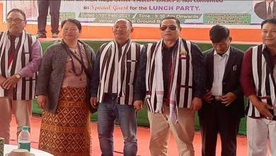Arunachal: Our motto should be to serve the humanity- Balo Raja