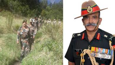 Assam:  Lt Gen R P Kalita relinquishes command of spear corps