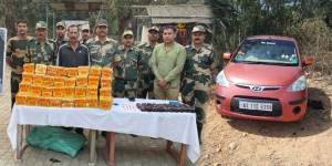 Assam: BSF seizes drugs worth of Rs 1.9 Crores