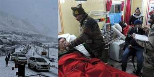 Sikkim: Indian Army rescues tourists at nathu la
