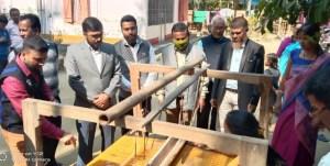 Assam: Month-long training on economic upliftment of weavers gets underway in Hailakandi