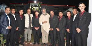 Meghalaya:Assam Rifles organised Musical evening Extravaganza with Lucky Ali
