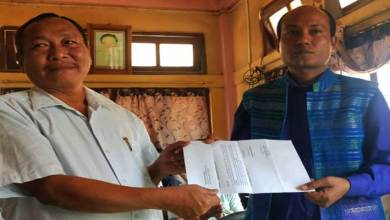 Mizoram:BJP receives big jolt in Chakma Council as its GS joins MNF