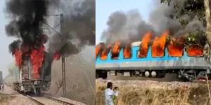 One Bogie Of Dehradun-Delhi Shatabdi Express catches fire, All Passengers Safe